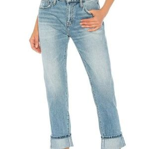 Current Elliott THE FLING Jeans in BOUND